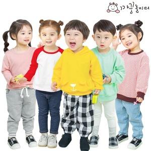 2021봄신상 꿀조합룩/인기있는 예쁜아기옷 유아옷