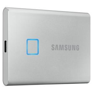 삼성 T7 Touch 외장SSD 외장하드 2TB SSD MU-PC2T0S/WW