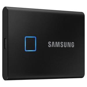 삼성 T7 Touch 외장SSD 외장하드 2TB SSD MU-PC2T0K/WW