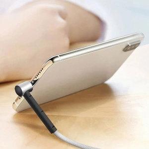 1+1 2개 (2m) C타입 스탠드 핸드폰 고속충전케이블