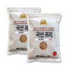 귀리 (대한농산) 국산귀리 4kg (2kg+2kg) 슈퍼푸드