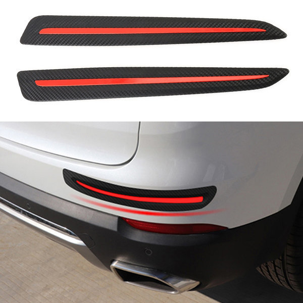 자동차 차량용 카본 범퍼가드 (2개1세트)
