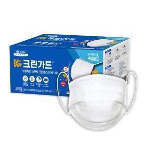 유한킴벌리 비말차단 소프트 크린마스크(KF-AD) 50매