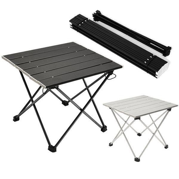 휴대용 롤 접이식 알루미늄 캠핑 테이블 OCP-4035소형