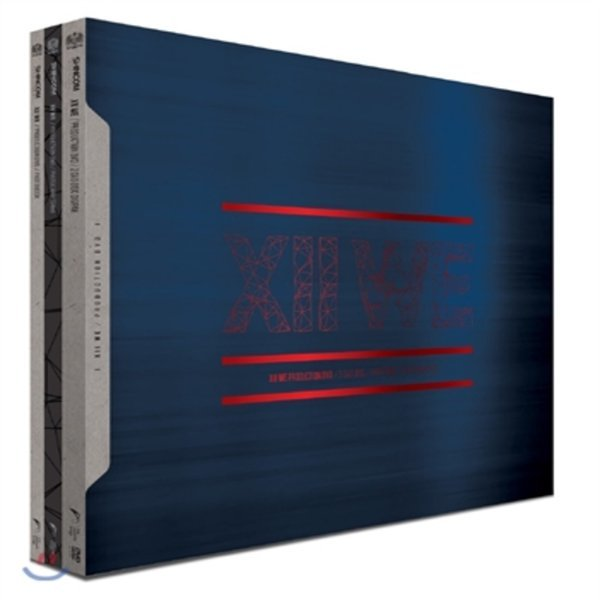 단독 할인  신화 12집  WE  프로덕션 DVD  : 클리어파일 (L홀더)   포스터 증정 종료
