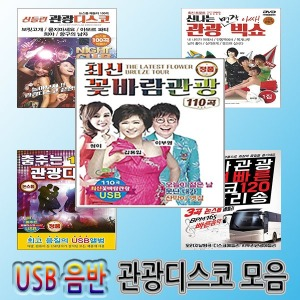 SM023 4종추가/관광디스코/USB메모리/모음/13종-PAN