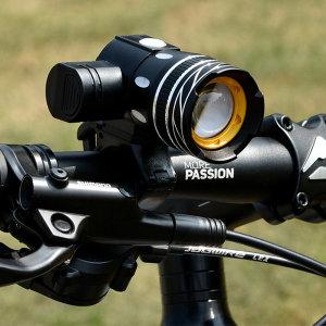 충전식 LED 자전거 라이트 전조등 후레쉬 J89