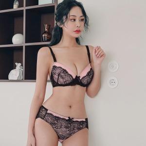 브라썸/브라팬티세트 ABCD컵/왕뽕/빅사이즈/여성속옷