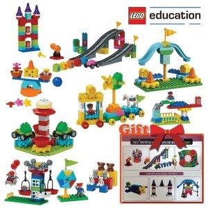 레고에듀케이션 45024 스팀(STEAM)파크 놀이를 통한 STEAM 학습