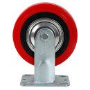 리빙엔젤 국산 대차 일반 바퀴 (고정 6인치)LA 카트