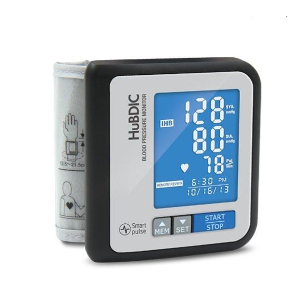 혈압계 HBP-700Pro 블랙 손목혈압계 혈압측정기 A