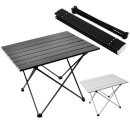 휴대용 롤 접이식 알루미늄 캠핑 테이블 OCP-5640중형