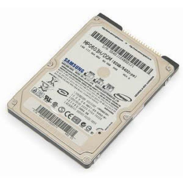 삼성 노트북용 SpinPoint MP0804H 80G 5400 8M EIDE