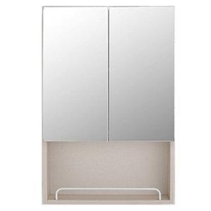 욕실장 화장실 수납장 거울 모음 밀러오픈장(W600)