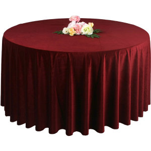 방수식탁보 방수테이블보 로열블루 탁자보 전시행사