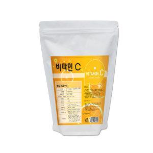 코리원/비타민c 1kg/아스코르빈산/비타민씨/파우더