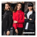 HUMMER 런칭기념 한정판 H1 트랙수트SET(여)
