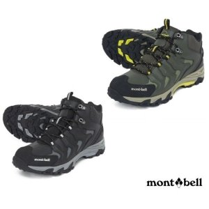 몽벨  남여공용 타우르스 MID-CUT 등산화 (ML0CAUTM251)
