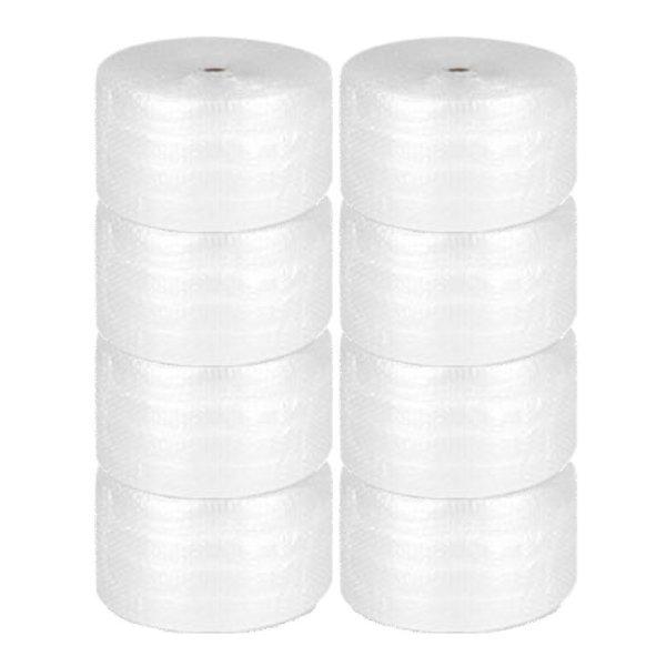 포장용 에어캡(25cmX50M-8롤)-1개/뽁뽁이 봉투 시트