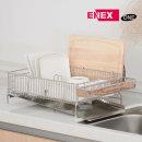 에넥스 원 - 퀸 올스텐 스텐드 식기건조대 1단 세로형