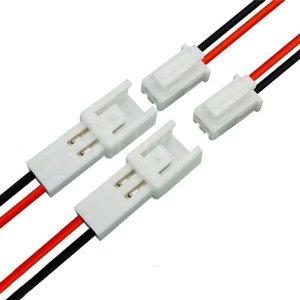 (제이큐) 전기용품 전선 드론케이블 하네스배선 LED DIY커넥터