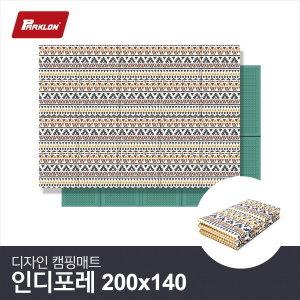 파크론  디자인 캠핑매트 인디포레 (200x140cm)