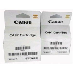캐논/QY6-8003/QY68019/정품컬러검정헤드 CA91/CA92