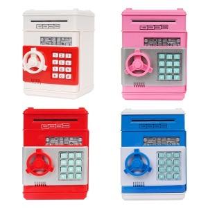 디지털 비밀번호 ATM 저금통 총10컬러(1~4번)