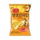 생생감자칩 구운양파맛 60g 1봉 /간식/안주