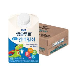 앱솔루트 킨더밀쉬 200ml 24개입/돌 이후부터 영양간식
