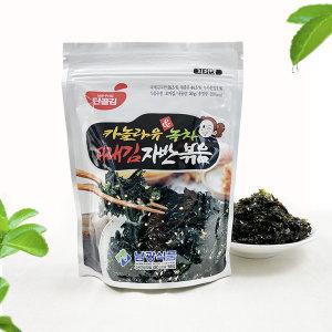 단골김 카놀라유 녹차 파래김 자반 볶음 50g 15봉