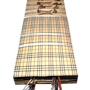 쇼핑백 1500원 50개 코팅 종이가방 쇼핑가방 문구용품