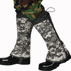 F591- 코드락B 치마각반 심마니각반 스패츠 안전 각반