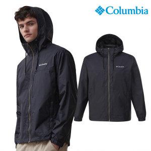 컬럼비아  프로쉴드 바람막이 자켓_블랙 (C21-YMD901)