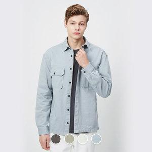 지오다노  040304 코튼 트윌 아우터 셔츠