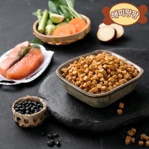 고구마 + 연어사료200g 애견사료 수제강아지사료