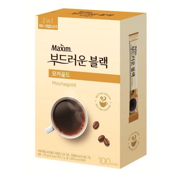 동서식품_맥심모카골드블랙믹스_100T 270G