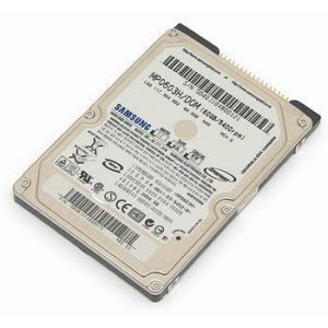 삼성 노트북용 SpinPoint HM080HC 80G 5400 8M EIDE