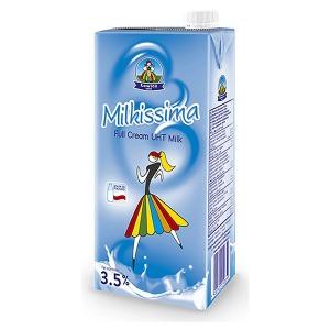 밀키스마 멸균우유 1000ml 12개 폴란드 수입 멸균우유