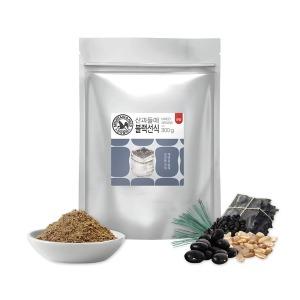 식사대용 미숫가루 블랙선식(흑선식)300g x2봉