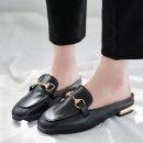 깔끔 가죽 여성 블로퍼 단화 로퍼 신발 블로퍼A7