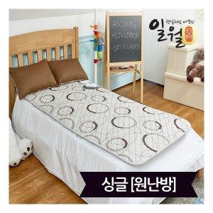 일월매트   일월 워셔블 M2 전기매트_싱글(80x180)_디지털(원난방)