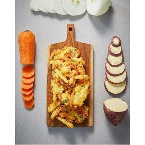 고구마야채튀김 1.5kg (55g 25개) / 간식 간편한요리