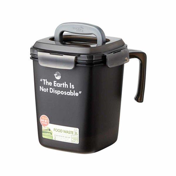 음식물쓰레기통 가정용 미니 원룸자취 씽크대냄새처리