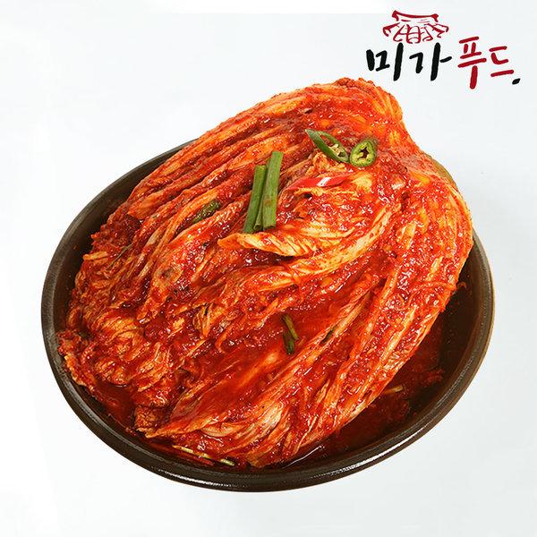 국산 묵은지10kg/전라도/해남/삼합/찜