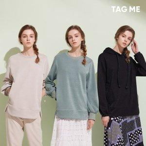 21SS 태그미 메탈 스웨트 셔츠 3종