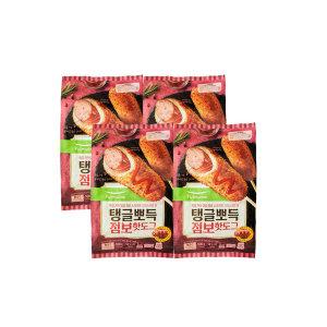 탱글뽀득 점보핫도그 100g 5입X4봉(총 20개)