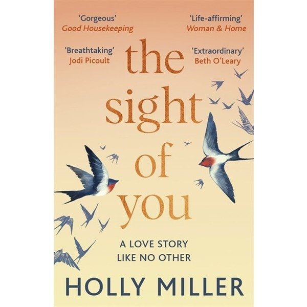 The Sight of You : A love story like no other  Holly Miller