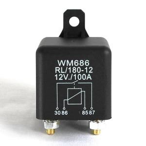 릴레이 100A 200A 12v 24v 보조배터리 방전 방지 예방