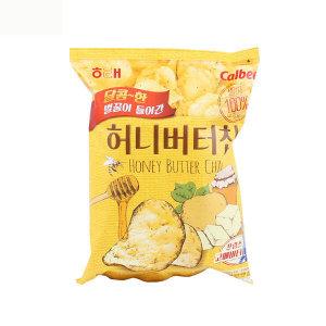 해태 허니버터칩 60g/사무실/간식/안주